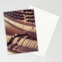 Le Vieux Piano Stationery Cards