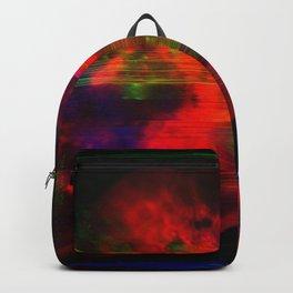 micro: stoma (glitch) Backpack