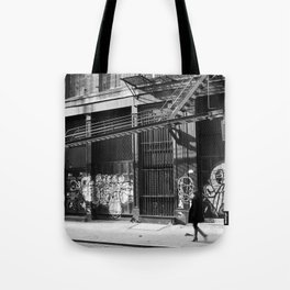 Crosby Street SoHo Tote Bag