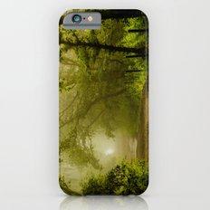 Misty Woodland Lane Slim Case iPhone 6s