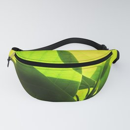 Avocado Leaves Fanny Pack