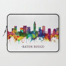 Baton Rouge Louisiana Skyline Laptop Sleeve