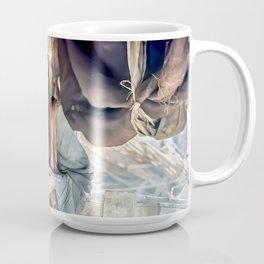 Captain Lena Luthor color version Coffee Mug
