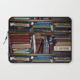 Books on a Shelf Laptop Sleeve