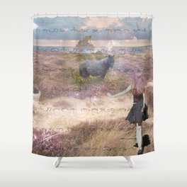 Beyond the Forest Shower Curtain