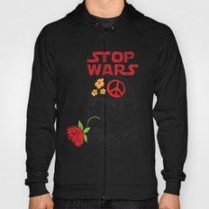 stop wars: stormtrooper for peace Hoody