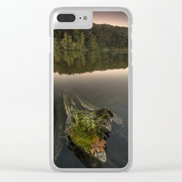 Clear Lake Clear iPhone Case