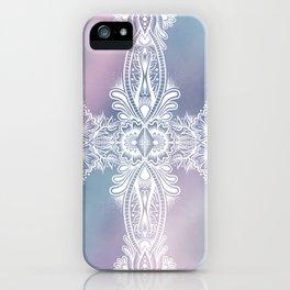 Drifting Goddess iPhone Case