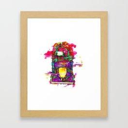 Juke Framed Art Print