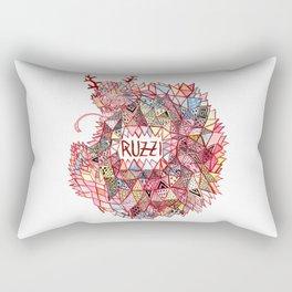 Ruzzi # 001 Rectangular Pillow