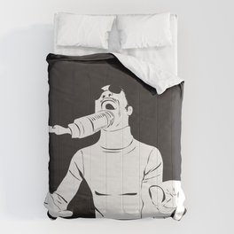 Feel the Music with Stevie Wonder Comforters