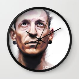 Castle of Glass Wall Clock