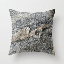 Detail: Granite 2 Throw Pillow