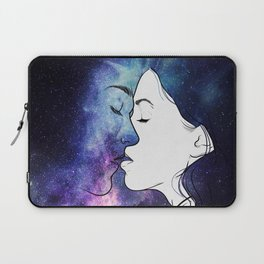 Kisses from the universe. Laptop Sleeve