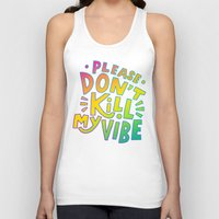 kendrick lamar Tank Tops featuring Kendrick Lamar for Kids by Josh LaFayette
