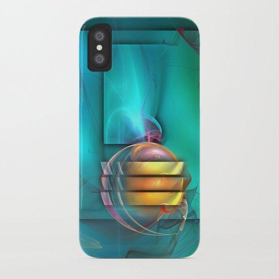 Fantastic World iPhone Case