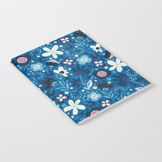 Blue Meadow Notebook