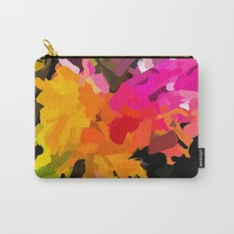 Flower of Escaping Rainbow Colours 1 Carry-All Pouch