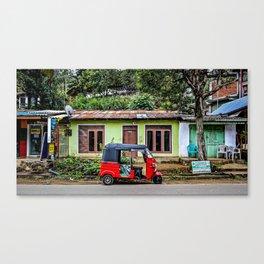 Ella Neighborhood Canvas Print