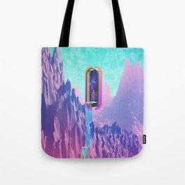 Cosmic Drain Tote Bag