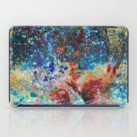 splatter iPad Cases featuring Splatter by Stephen Linhart