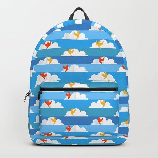 Birds Flying High Backpack