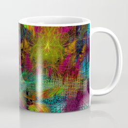 Extraterestrial Palace 5 Coffee Mug