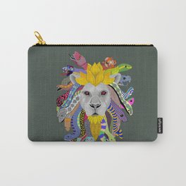 Medusa Lion(ess) Carry-All Pouch