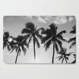 Hawaiian Palms II Cutting Board