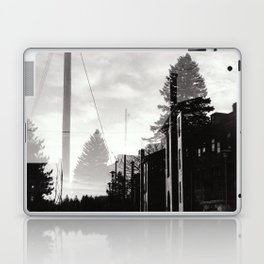 Ghostly Lines Laptop & iPad Skin