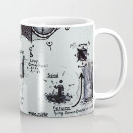 Time Travel Troubleshooting Coffee Mug