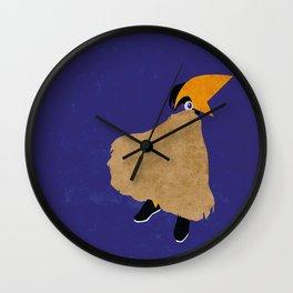 Bass EXE Wall Clock