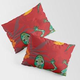 Lizard Pillow Sham