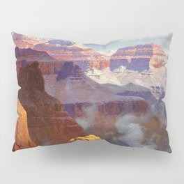 Temple of the Indian Gods (Grand Canyon) by William R. Leigh Pillow Sham