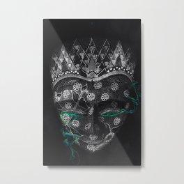 Cahaya Metal Print