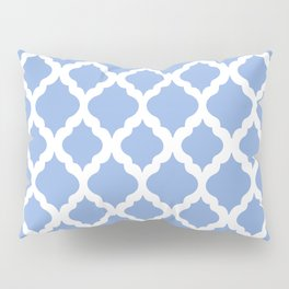 Blue rombs Pillow Sham