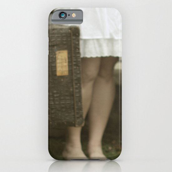 There is a Road iPhone & iPod Case