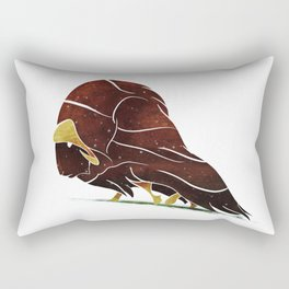 Musk Ox Rectangular Pillow