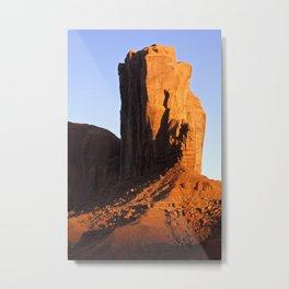 Camel Rock Metal Print