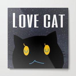 cat-166 Metal Print