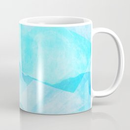 Flooded Blues Coffee Mug