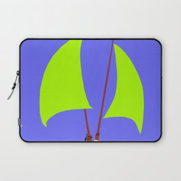 Parliament in May with May - Shoes stories Laptop Sleeve