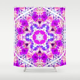 the passions of paris Shower Curtain