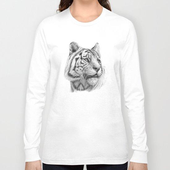 White Tiger G2011-003 Long Sleeve T-shirt