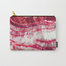 Onyx marble Carry-All Pouch