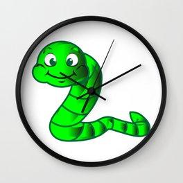 Kawaii Animals Wall Clock