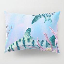 keep swimming Pillow Sham