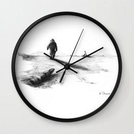 EOD Wall Clock