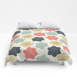 Cherry Blossom Love Comforters