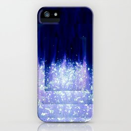 Path of the illumination iPhone Case